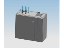 Non-standard customized MQL micro lubrication system